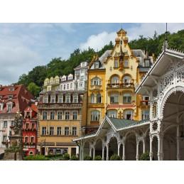 Dobrodružná hra Karlovy Vary
